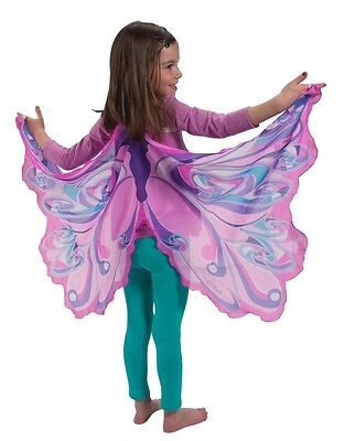 Wings Dress ups FABRIC (Butterfly, Fairy, Bat, Parrot) All have NO WIRES