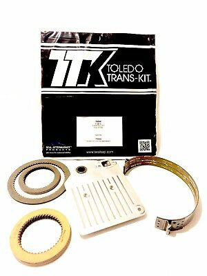 AOD Transmission Rebuild Kit 1980-1993 with Filter 2WD Clutches Kevlar Band FORD