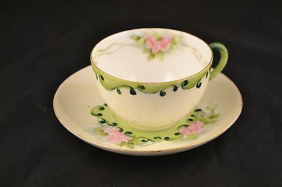 D and Co, France, Cup and Saucer ND2618