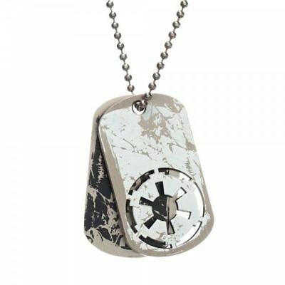 Star Wars Troopers Licensed Dog Tags Pendant Necklace