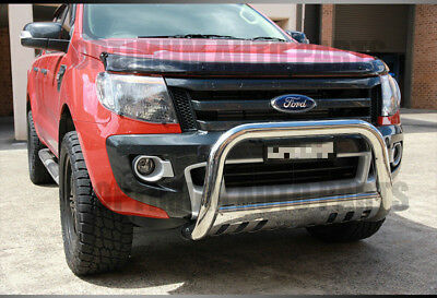 FORD PX Ranger Stainless Steel Nudge Bar 2011-2017