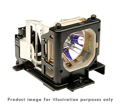 HITACHI Projector Lamp CP-X1 Original Bulb with Replacement Housing