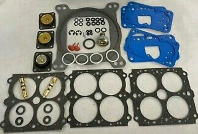 Holley Carburettor Rebuilding Kit For Most 390,450,600 4150 4 BBL Carbs