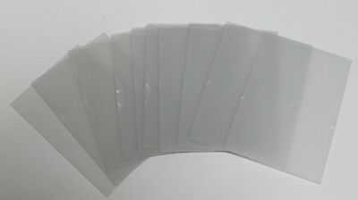 "1O Pack Petg Clear Plastic Sheet 0.040"" X 8"" X10"" Vacuum Forming Rc Body Hobby"