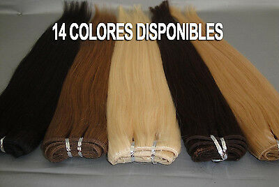 Extensiones De Cortina Cabello Natural 25Gr. Y 65Cm