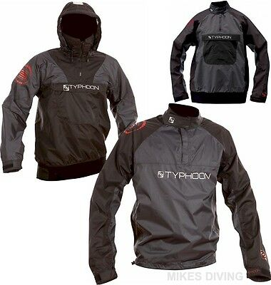 TYPHOON SPRAY JACKET TOP CAG WATERPROOF dart amur alsec hood kayak canoe sailing