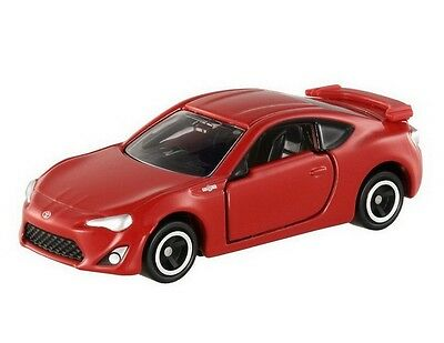 Tomy Tomica #46 TOYOTA 86 Red 1:60 Diecast Car NEW