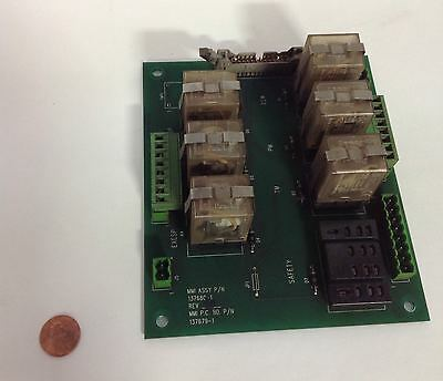 Unknown Mfg * Relay Board  * 137680-1