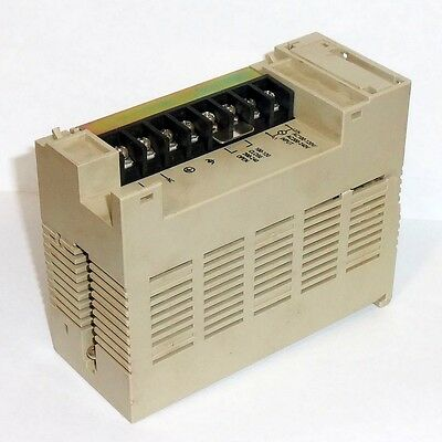 OMRON 50/60HZ 120VA POWER SUPPLY UNIT C200HW-PA204, PLASTIC