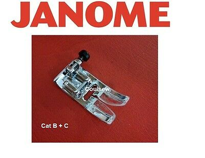JANOME Standard Presser foot (A) Zig Zag with spring 7mm Cat B & C 832523007