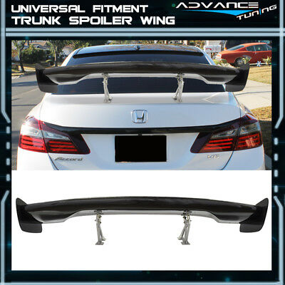 For: Honda 57 GT F1 Z Style Real Carbon Fiber Deck Trunk Spoiler Wing