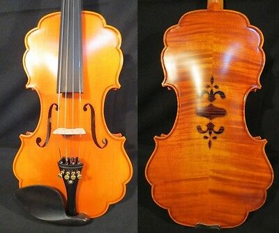 Baroque style SONG Brand maestro  inlay rosewood violin 4/4.perfect sound #9793