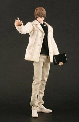 RAH Real Action Heroes Death Note Yagami Light Figure Medicom Toy