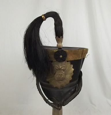 British Bell Top 1828 Pattern (1828-36) General Officers Shako