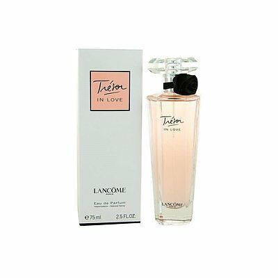 TRESOR IN LOVE * Lancome Paris 2.5 oz Women 75 ml Eau De Parfum NEW // SEALED!!