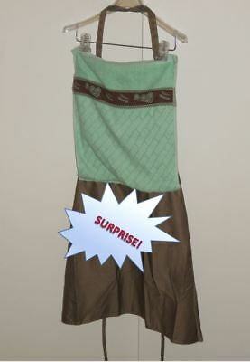 """Mitt """"Meat"""" Romney Father's Day Weenie Political Prank Apron Gift! - Clearance!"""