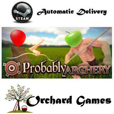 Probably Archery : PC MAC LINUX :  Steam Digital  : Automatic Delivery