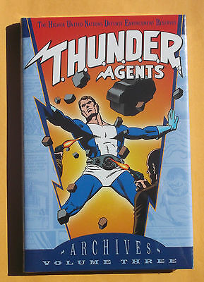 Thunder Agents Archives Volume 3 Graphic Novel New!! Mint!! Sealed!! DC Comics