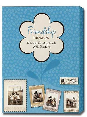 Floral rapture 12 boxed assorted christian birthday cards 899 a joyful heart 12 boxed assorted christian friendship cards m4hsunfo