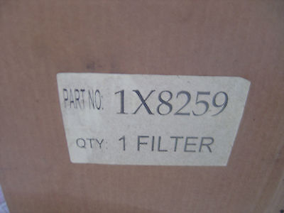 NIB Ingersoll Rand Air Filter Replacement   1X8259        12164     2500CFM
