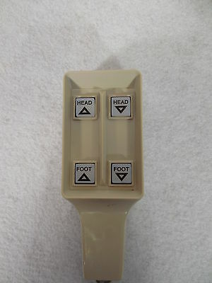 Invacare Semi-electric Hospital Bed Hand Control Pendent. Part RP476067. *NEW*
