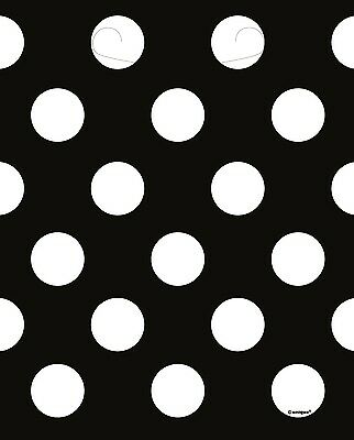 Black & White Polka Dot Party Loot | Loots | Favour Bags 1 - 48pk