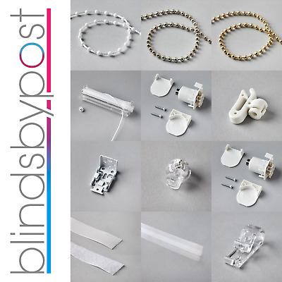 Roman Blind Parts, Spare & Accessories - Chains, Brackets, Tape, Cords, Controls