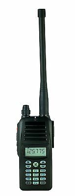 Rexon Air Band Handheld Radio/ Transceiver RHP-530Lite with empty battery case