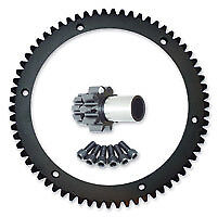 Evolution Industries 98-06 Big Twin Ring Gear 84-Tooth Easystart Kit Suit Harley