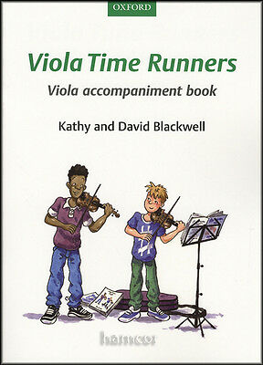 Viola Time Runners Viola Accompaniment Book