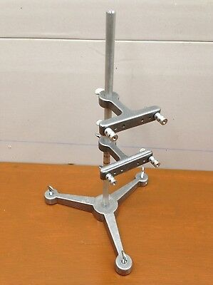 Clock Repair Test Stand Aluminum  Repairman's Dream Made in USA