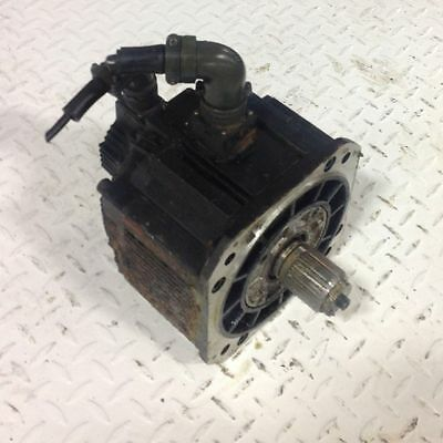 Yaskawa Electric * Ac Servo Motor * No Label