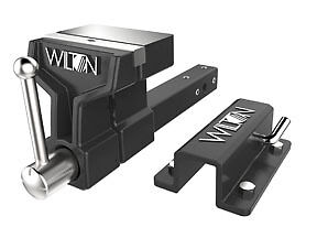 "NEW!  Wilton 6"" ATV All Terrain Vise fits 2"" Receiver Hitch + Bench Mount #10010"
