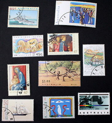 Collection of Australia Decimal Stamps - Cancelled to Order -Excellent Condition