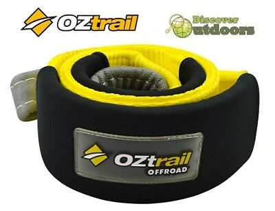 NEW Oztrail Equaliser STRAP 6 Tonne Tow CAPACITY 4WD Off-Road CAMPING Tools