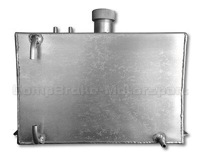 2 Gallon Square Aluminium Fuel Tank   Kitcar/rally/Motorsport CMB7850