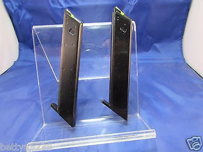 TWO Magazines for High Standard Duramatic 22 LR 10 Rd Hi-Standard Mag CLIP