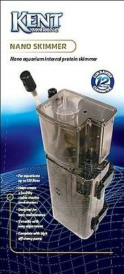 Kent  Nano Internal Protein Skimmer for Marine Reef Aquarium Fish Tank 120