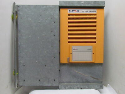 ALSPA GD4000 SIGMA Gate Variable Speed & Torque Drive 800V Max 1xDDR Flash Mem
