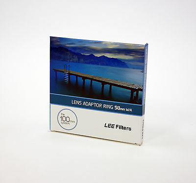 Lee Filters 58mm WIDE ANGLE  Adapter for FOUNDATION KIT.