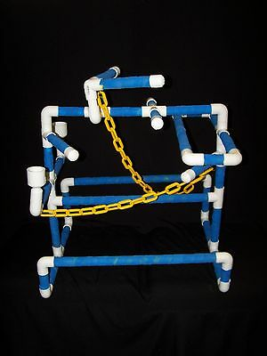 Bird Gym/Table Top Stand/Perch**BRAND NEW***  VET WRAP**