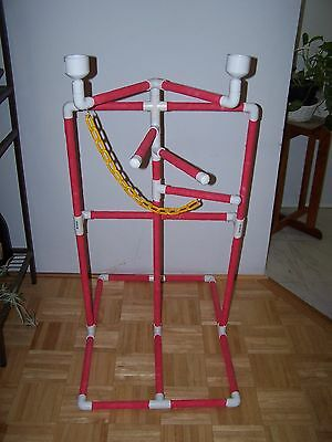 Bird Gym/** LARGE**Stand/Perch**BRAND NEW***  VET WRAP**