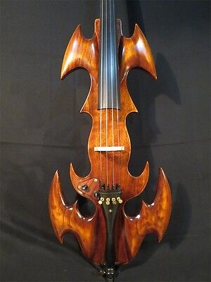 Top art streamline SONG Maestro 4/4 Electric cello,strong powerful sound #9826