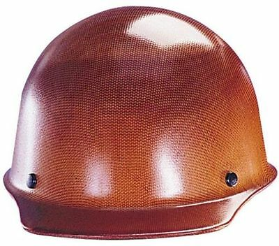 MSA Safety Works 475395 Skullgard Cap Hard Hat, Natural with Ratchet Suspension