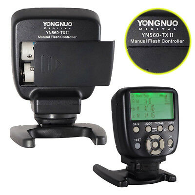 Yongnuo YN560-TX Wireless Flash Controller + Commander For YN-560III Nikon US