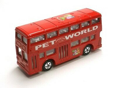 Tomy Tomica #95 LONDON BUS 1:130 Diecast Car NEW
