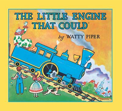 The Little Engine That Could by Watty Piper (1990, Hardcover, Anniversary)