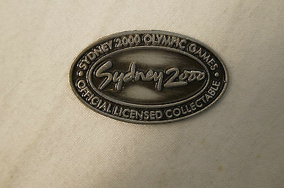Collectable - Sydney 2000 Olympic Games - Medal - Badge.
