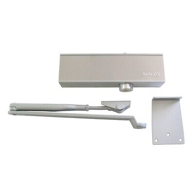 Kaba Door Closer 7303SIL Fire Rated Commercial Grade Silver