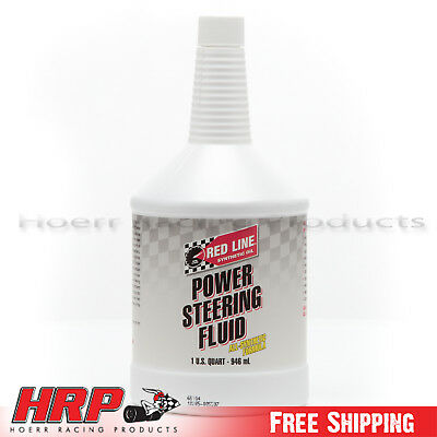 RedLine-Power Steering Fluid -1 Quart - PN: 30404